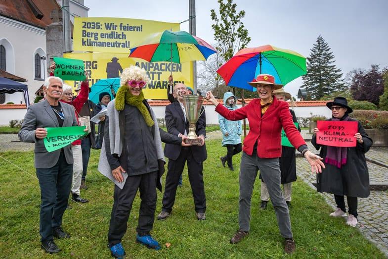 Klimastreik am 25.09.20 in Aufkirchen